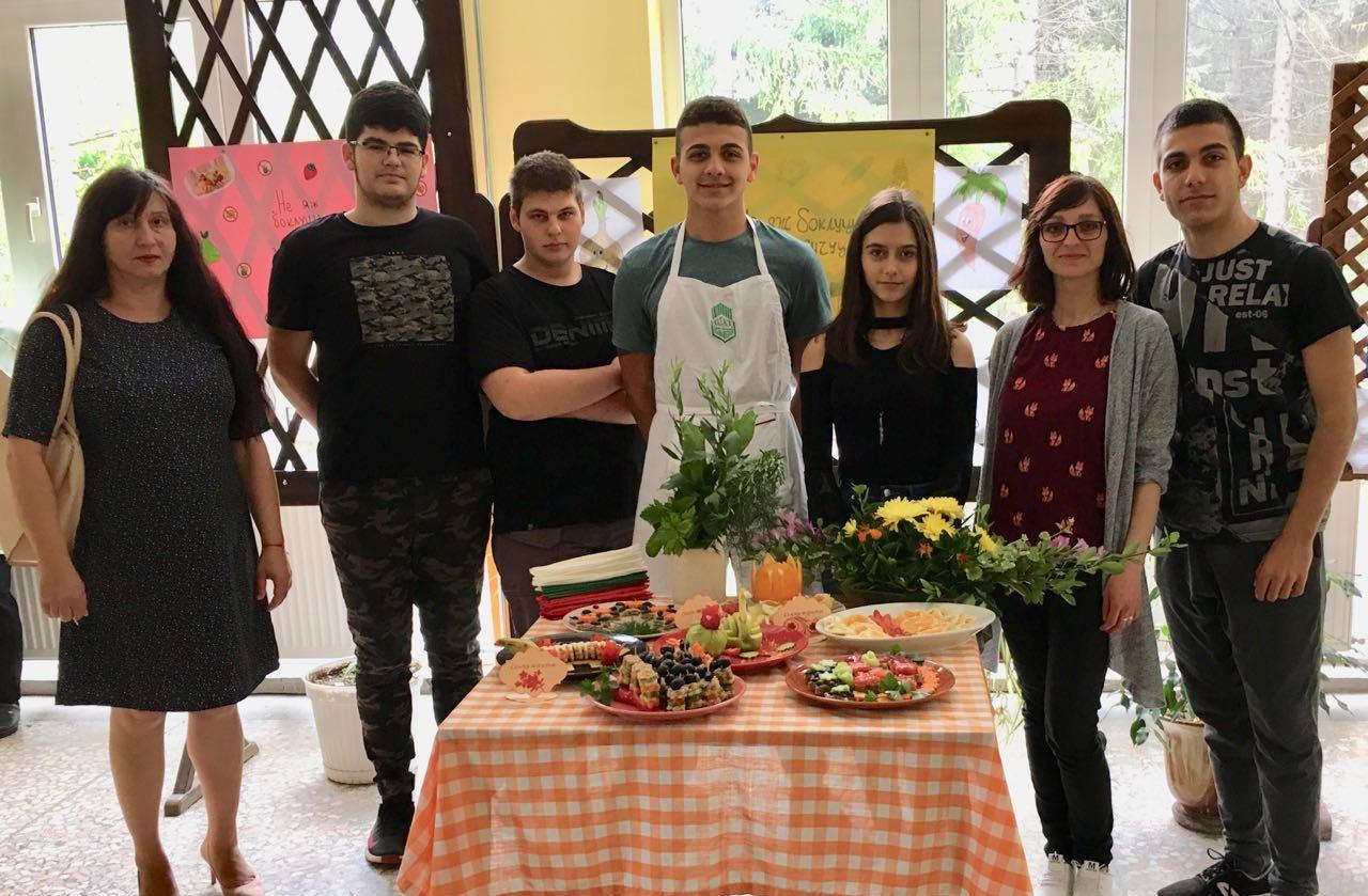 """Ученически инициативи в ПГАТ """"Цанко Церковски"""""""