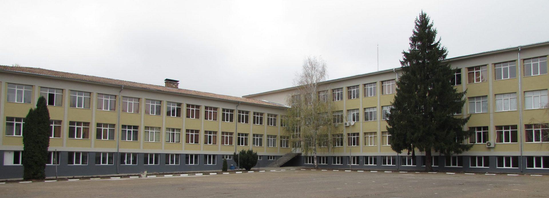 """Професионална гимназия по аграрни технологии """"Цанко Церковски"""""""